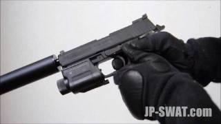 タニオコバ h usp 40 tactical sd tanio koba usp 40 tactical sd gbb pistol