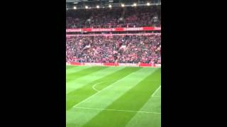 Liverpool FC  (inside Anfield)