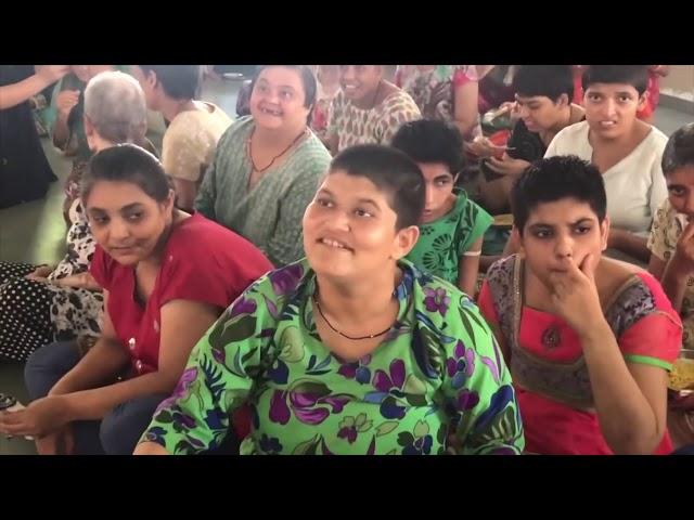 Ashon Vyas's Special Report from India on Muni Sevashram - Goraj, Gujarat