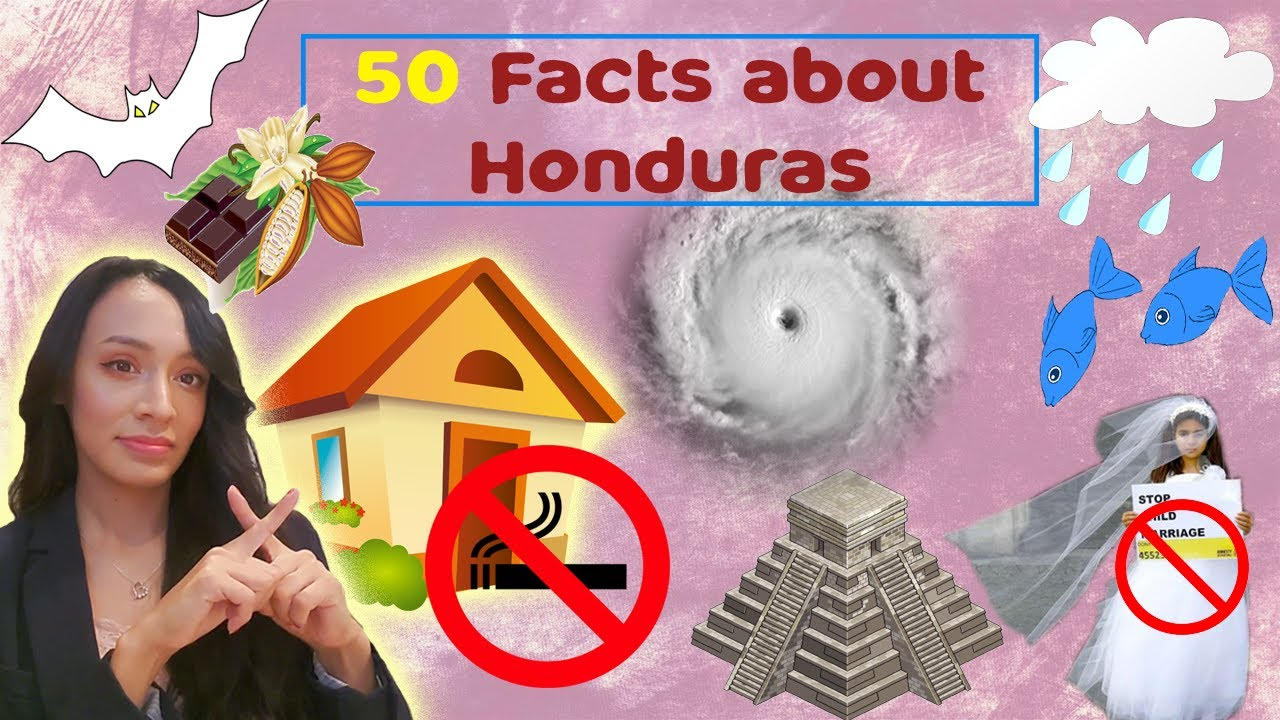Download 50 Facts about Honduras | Things you probably didn't know about Honduras.