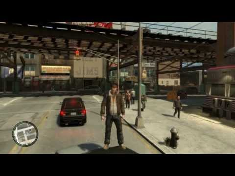 GTA IV :วิธีการsaveเกมส์GTAIV#1