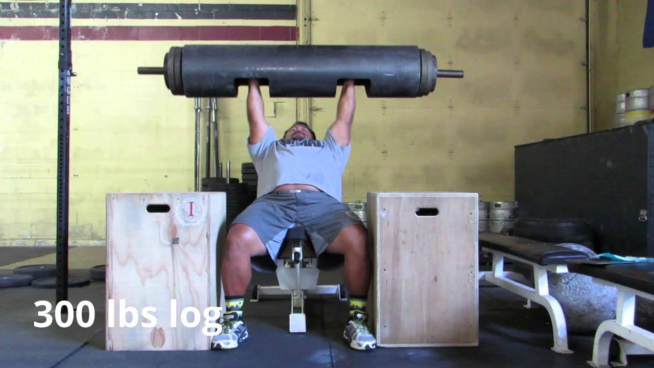 log for gym flvs