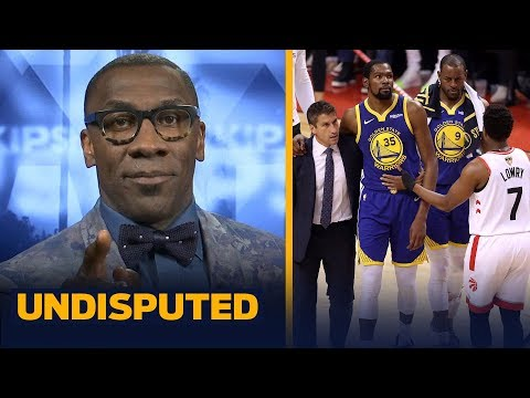 This is wrong ... Kevin Durant should not have played in GM 5 — Shannon Sharpe | NBA | UNDISPUTED