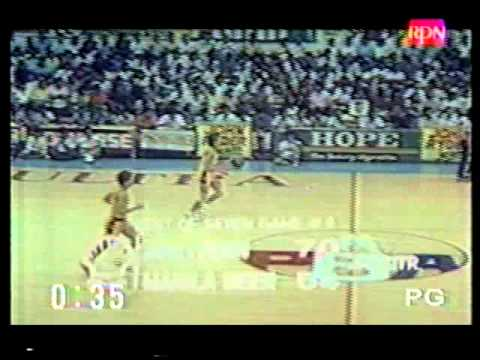 NCC vs Manila Beer 1985 PBA Finals (Games 1 & 4)