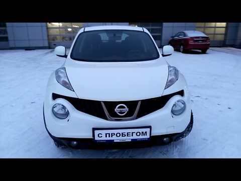Купить Ниссан Джук (Nissan Juke) 1.6 л. АТ  2013 г. с пробегом бу в Саратове. Элвис Trade-in центр