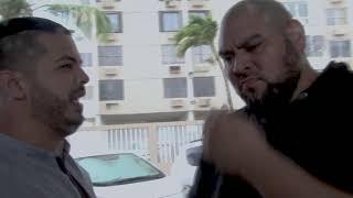 IWA Manny Ferno habla con Mr.Big ¿El Rabioso? International Wrestli...