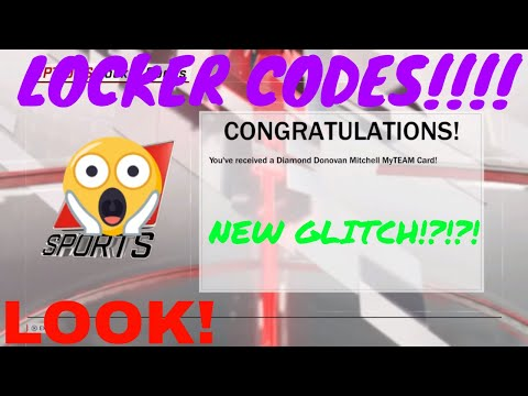 NBA 2k18 MyTeam: LOCKER CODES GUARANTEED!!!!