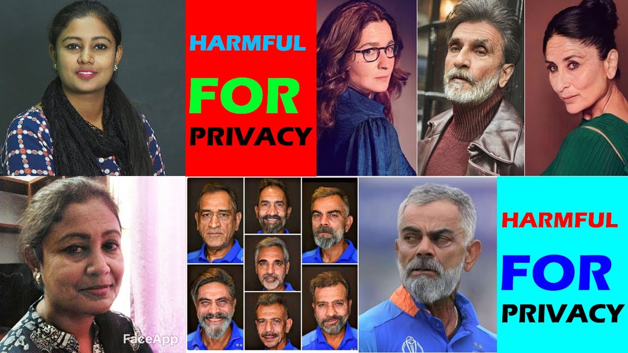 Face App - Harmful for Privacy | Viral Photo Editing App,FaceApp | Rummy