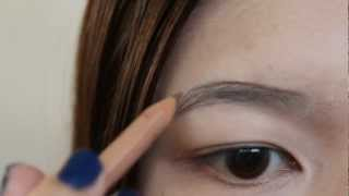 Quick and Easy Eye Brow Tutorial | makeupbykarlamisa