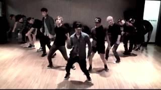 BIGBANG    BANG BANG BANG DANCE PRACTICE 鏡面