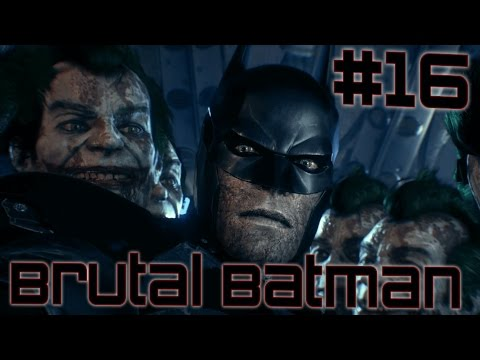 Batman: Arkham Knight Part 16: Bondage Batman Gets Brutal!? (1080p 60FPS)