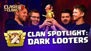 Clan War Leagues - Clan Spotlight - Dark Looters Are Back!