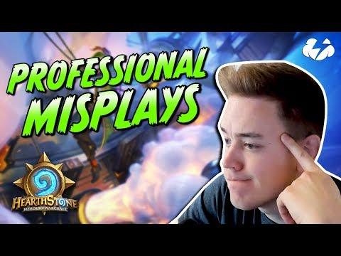 Reynads Professional Misplays | Hearthstone | [Stream Highlights]