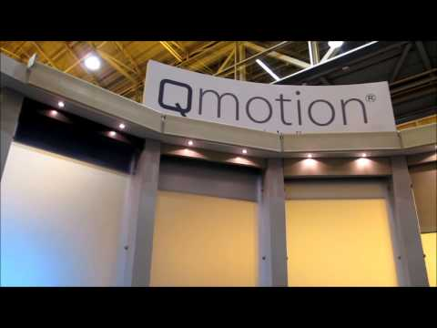 QMotion Roller / Screen Shades with Apple iPad App by 3 Blind Mice Window Coverings San Diego