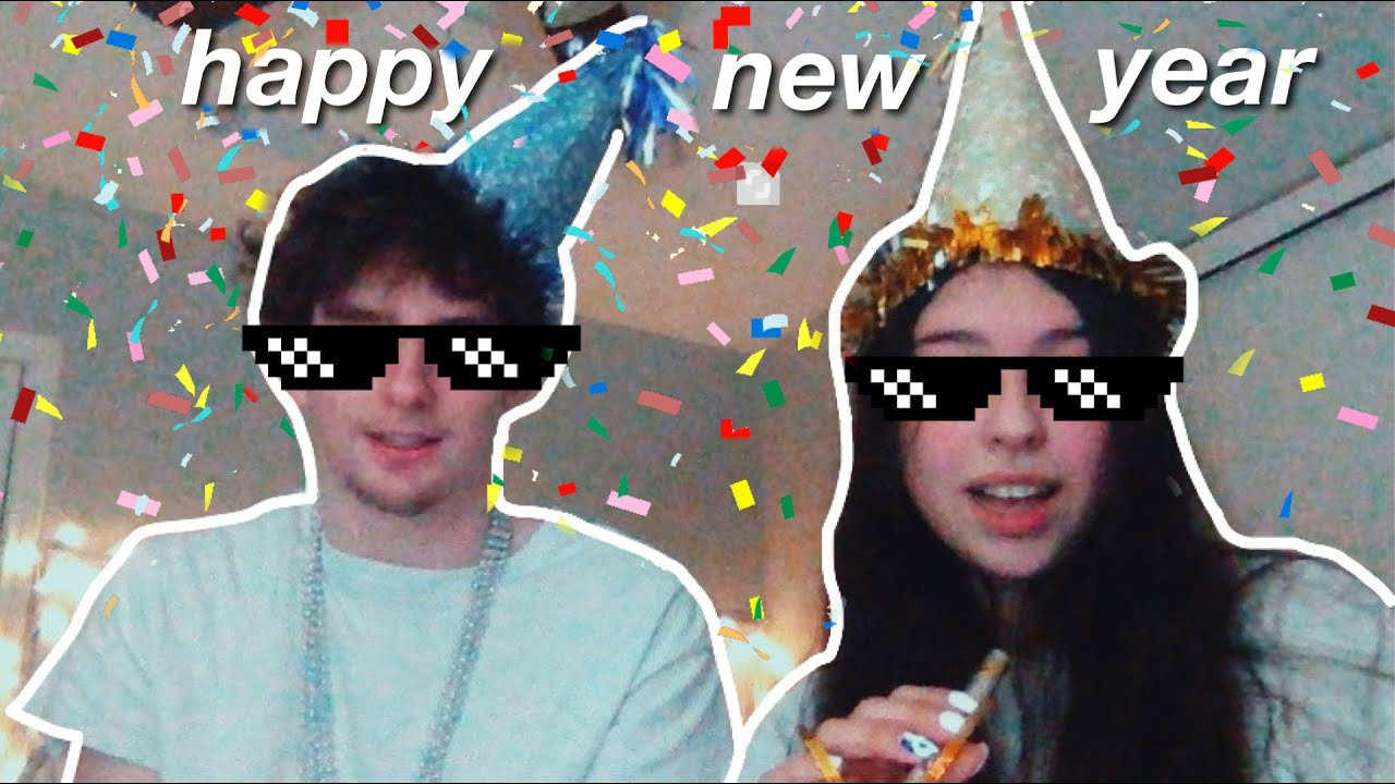 HAPPY NEW YEAR, BUT ON OMEGLE