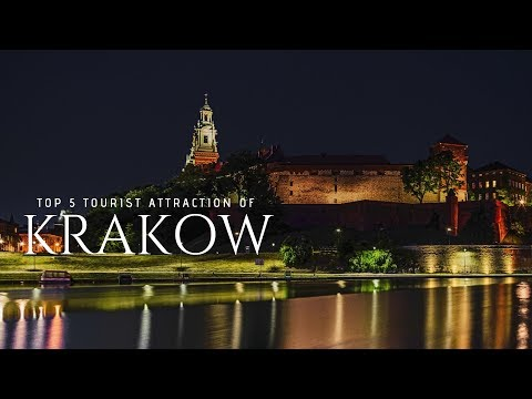 KRAKOW Travel Guide, Top 5 Tourist Attraction that you must visit !!!