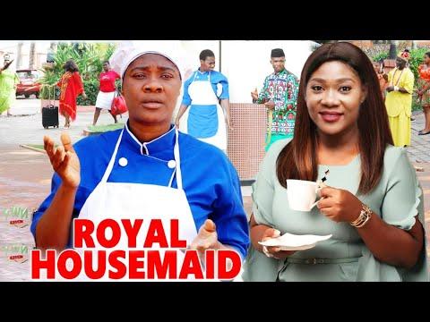 ''New Movie Alert'' Royal Housemaid Complete Season 7&8 - Mercy Johnson 2021 Latest Nigerian Movie