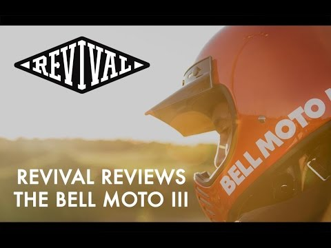 Revival Cycles reviews The Bell Moto III