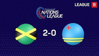 #CNL Highlights - Jamaica 2-0 Aruba