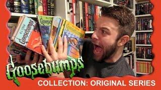 GOOSEBUMPS COLLECTION (PT. 1) | Original 62 Books