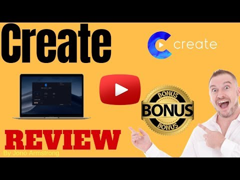 Create Review ⚠️ WARNING ⚠️ DON'T BUY CREATE WITHOUT MY 👷 CUSTOM 👷 BONUSES!