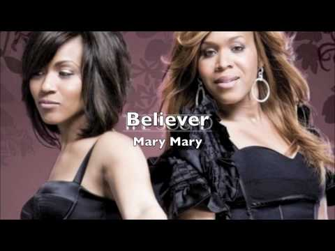 Mary Mary - Believer Instrumental - Dahv