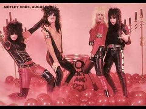 Клип Mötley Crüe - Helter Skelter