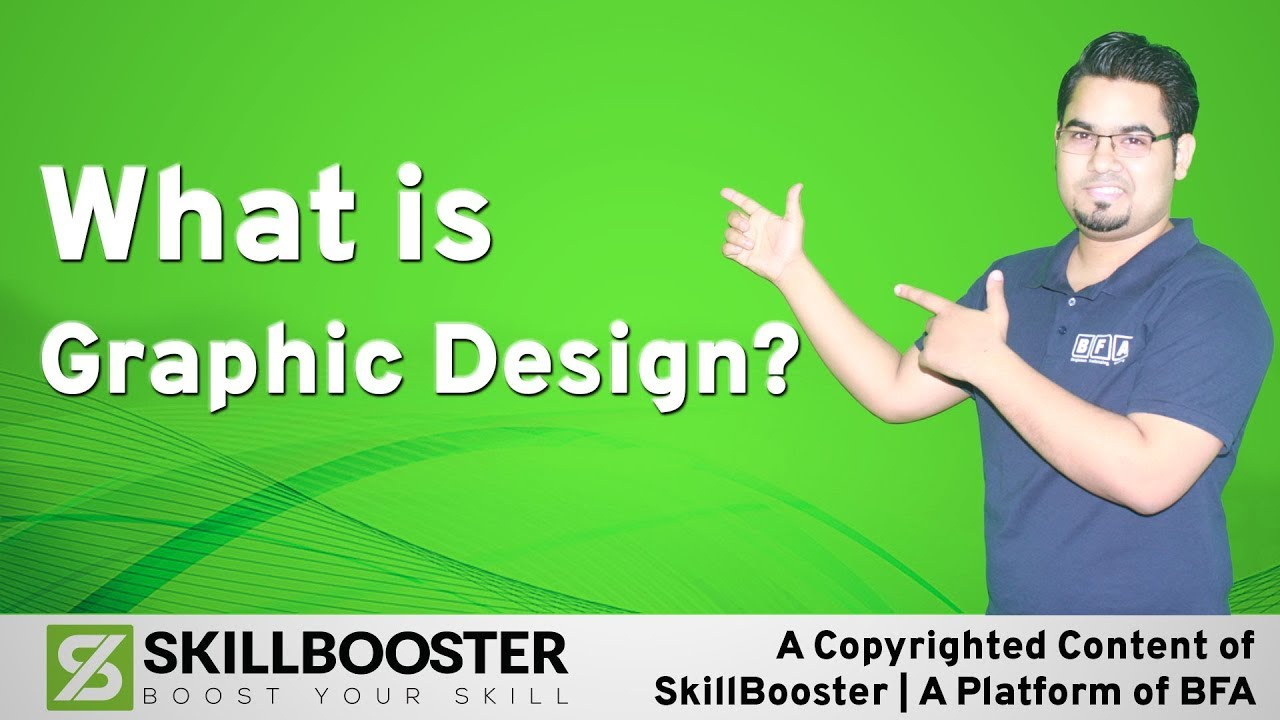 What is Graphic Design? গ্রাফিক ডিজাইন কি?