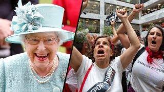 Ecco Quanto costa agli Inglesi Mantenere la Famiglia Reale! Rimarrai Scioccato..