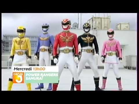 Power Rangers Dino Super Charge - Canal J - Promo - Mercredi à 13h