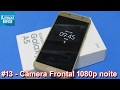 Samsung Galaxy A5 2017   Camera frontal a noite 1080p
