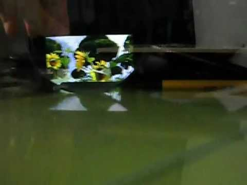 Technology for Head Up Display(HUD) or Head Mounted Display(HMD)