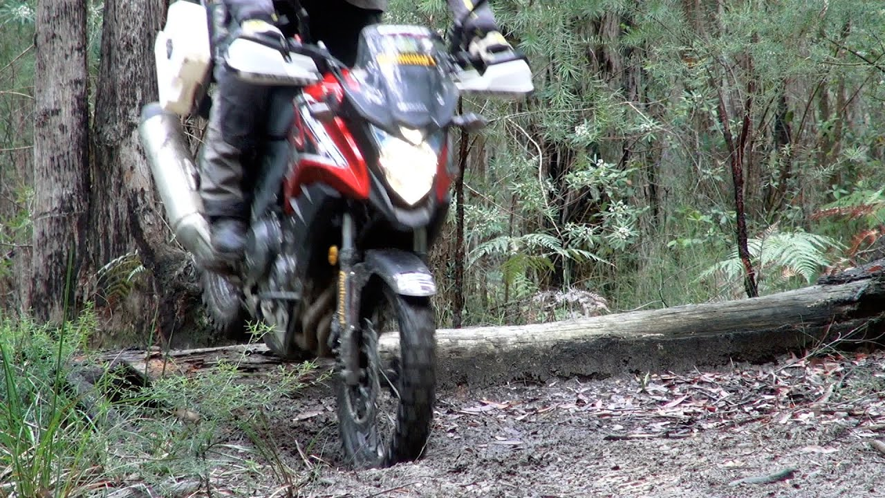 Test Honda Cb500 X Adventure Youtube