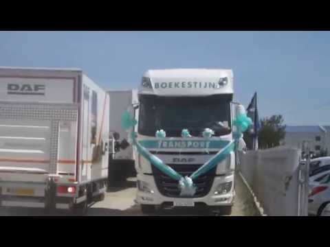 DAF XF440 Test Drive Macedonia