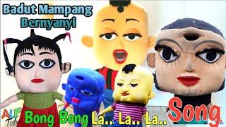 BADUT MAMPANG Lucu Bernyanyi Bong Lala Song