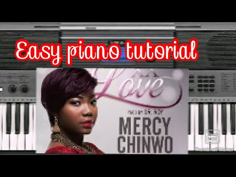 Chord breakdown of excess love by mercy chinwo - YouTube