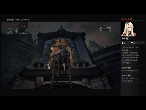 Bloodborne playthrough +++