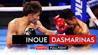 FULL FIGHT! Naoya Inoue vs Michael Dasmarinas | Brutal KO 😱