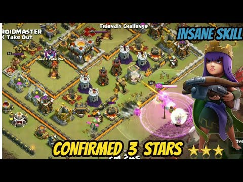 TH 11 BEST ATTACK STRATEGY 2018 !! DESTROY ANY TH 11- CLASH OF CLANS