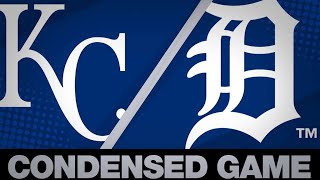 Condensed Game: KC@DET - 4/6/19