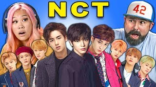Generations React To NCT (K-Pop)