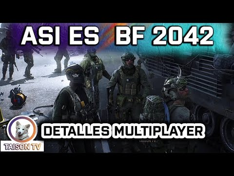 Todo Sobre Battlefield 2042 Multijugador + Coop - Info Exclusiva -Todo Lo que necesitas saber.