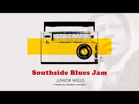 JUNIOR WELLS - Southside Blues Jam (1970.)