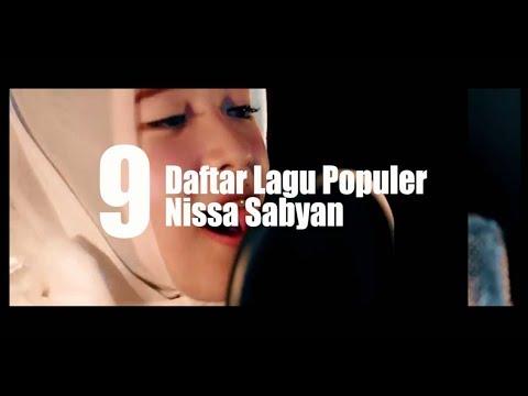 9 Daftar Lagu Populer Nissa Sabyan