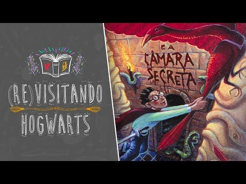 Harry Potter e a Câmara Secreta | Revisitando Hogwarts ?? | faNATic