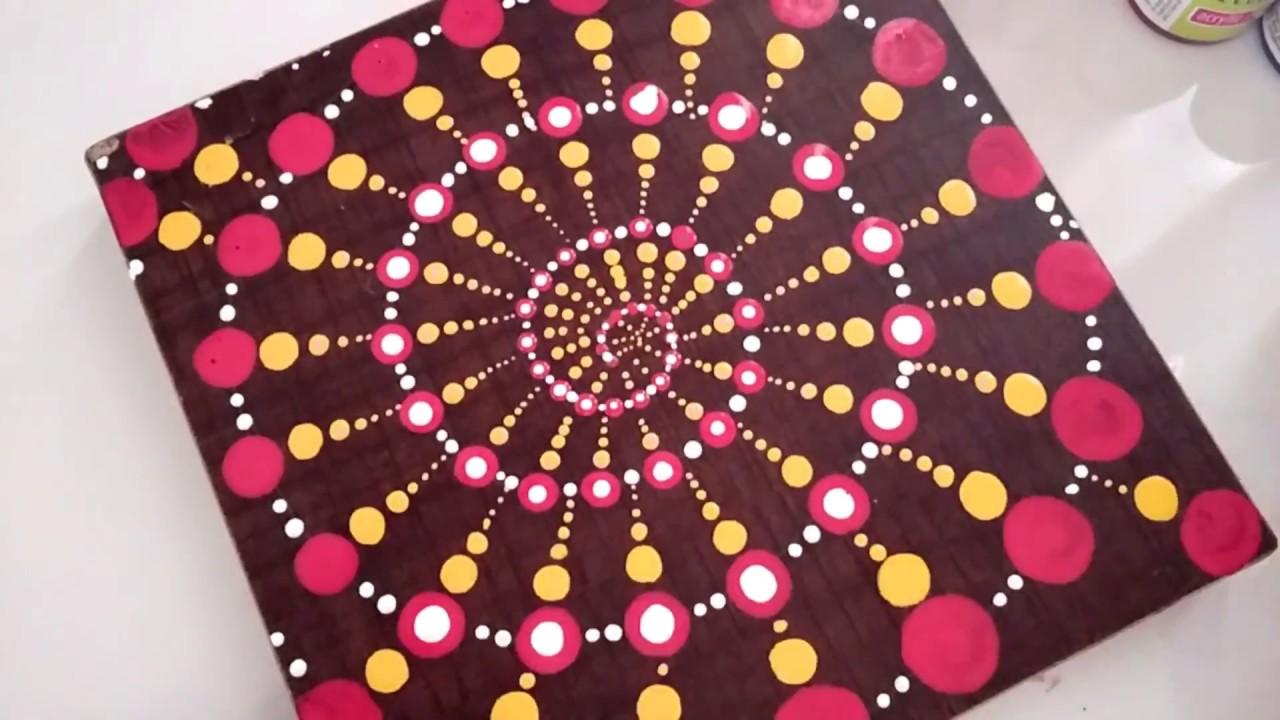 Dot Painting Art Ideas Novocom Top