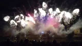 Leeds Castle Fireworks 2013 part 1