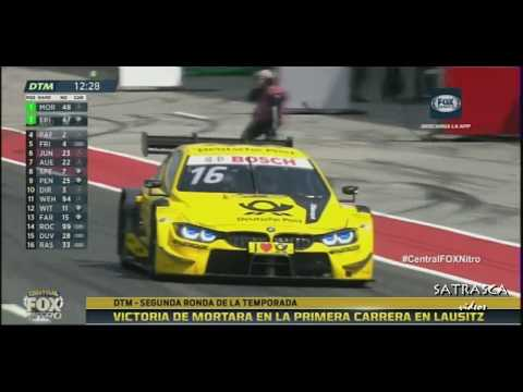 DTM Lausitz Carrera 1 y 2