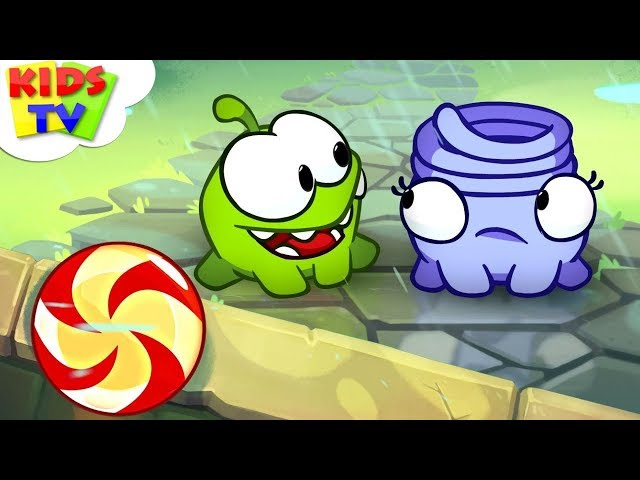Om Nom Stories : How To Make A  Friends | Unexpected Adventure | Season 3 Episode 5 by Kids Tv