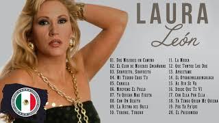 LAURA LEON CUMBIAS 30 GRANDES EXITOS - LAURA LEON EXITOS SUS MEJORES CANCIONES